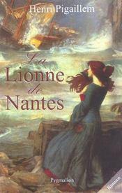 La Lionne De Nantes - Intérieur - Format classique