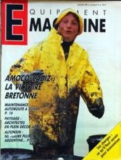 Equipement Magazine N°3 du 01/01/1985 - Couverture - Format classique