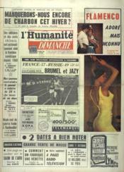 Humanite Dimanche (L') N°787 du 22/09/1963 - Couverture - Format classique