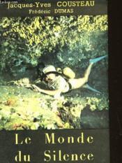 Le Monde Du Silence - Couverture - Format classique
