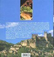 Perigord ; la dordogne - 4ème de couverture - Format classique