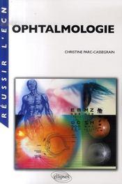 Ophtalmologie - Intérieur - Format classique