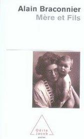 Mère et fils - Intérieur - Format classique
