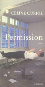 Permission - Couverture - Format classique