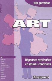 Arts - Intérieur - Format classique