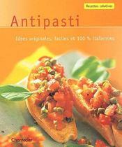 Antipastis - Intérieur - Format classique