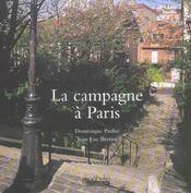 La Campagne A Paris - Intérieur - Format classique