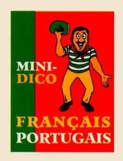 Mini-Dico Francais-Portugais - Couverture - Format classique