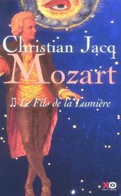 Mozart T.2 ; Le Fils De La Lumiere - Intérieur - Format classique