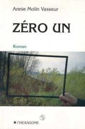 Zero un - Couverture - Format classique