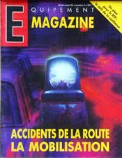 Equipement Magazine N°4 du 01/02/1985 - Couverture - Format classique