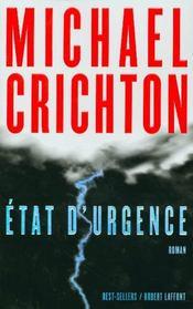 Urgences de Michael Crichton