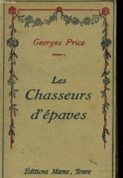 Les Chasseurs D'Epaves - Couverture - Format classique