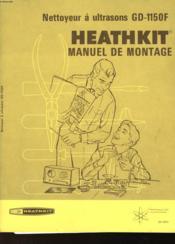 Montage Et Utilisation Du Nettoyage A Ultrasons - Gd-1150f - Couverture - Format classique