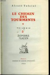 Le Chemin Des Tourments - Couverture - Format classique