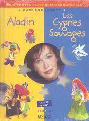 Aladin ; Les Cygnes Sauvages - Intérieur - Format classique