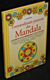 L'Extraordinaire Pouvoir Des Mandala - Couverture - Format classique