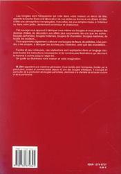 Comment Realiser Et Decorer Ses Bougies - 4ème de couverture - Format classique