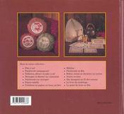 Le point de croix en fete - 4ème de couverture - Format classique