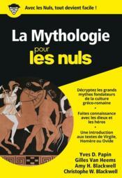 La mythologie pour les nuls - Couverture - Format classique