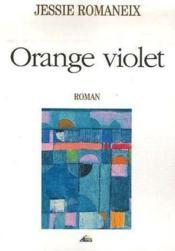 Orange violet - Couverture - Format classique