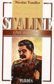 Staline - Intérieur - Format classique