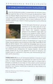 La Verite Sur La Marijuana - Dix Accros De La Mari Parlent De Leur Vecu - 4ème de couverture - Format classique