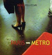 Paris=métro - Couverture - Format classique