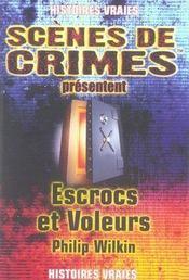 Escrocs et voleurs - Intérieur - Format classique