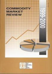 Commodity market review 1999-2000 - Couverture - Format classique