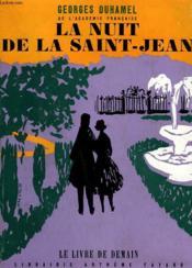 La Nuit De La Saint Jean. Le Livre De Demain N° 54. - Couverture - Format classique