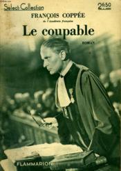 Le Coupable. Collection : Select Collection N° 110 - Couverture - Format classique