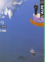 L'Alpe 09 - L'Eau - Intérieur - Format classique