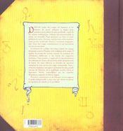 Grimoire des sortilèges à l'usage des jeunes sorciers - 4ème de couverture - Format classique