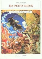 Les annales du disque-monde t.13 ; les petits dieux - Intérieur - Format classique