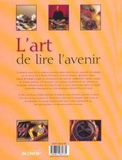 Art De Lire L'Avenir (L') - 4ème de couverture - Format classique
