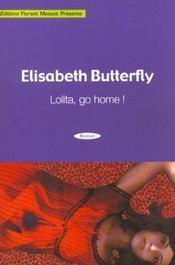 Lolita go home - Intérieur - Format classique