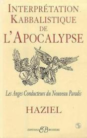 Interpretation kabbalistique de l'apocalypse - Couverture - Format classique