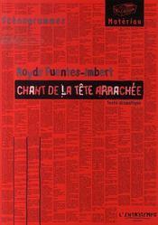 Chant De La Tete Arrachee - Intérieur - Format classique