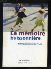 Memoire Buissonniere (La) - Couverture - Format classique