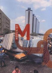 Mexico df - Couverture - Format classique