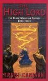 The Black Magician 3. The High Lord - Couverture - Format classique