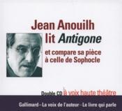 Antigone jean anouilh resume chapitre par chapitre