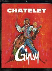 Theatre Du Chatelet Presente En Hommage A Luis Mariano Ginsy Operette Tzigane . - Couverture - Format classique