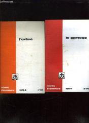 Vives Flammes Du N° 79 Au N° 84. Le Partage, L Arbre, Le Souffle, La Route, La Voie Des Petits, Servir. Annee 1973 - Couverture - Format classique