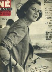 Cine Revue France - 33e Annee - N° 2 - Tonnerre Sur Le Temple - Couverture - Format classique