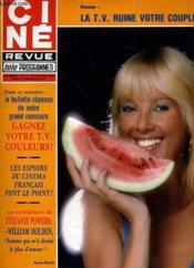 Cine Revue - Tele-Programmes - 60e Annee - N° 42 - Smokey And The Bandit 2 - Couverture - Format classique