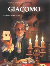 Giacomo C. t.3 ; la dame au coeur de suie - Intérieur - Format classique
