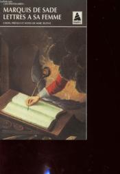 Lettres a sa femme - Couverture - Format classique