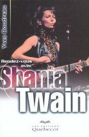 Rendez-Vous Avec Shania Twain - Intérieur - Format classique